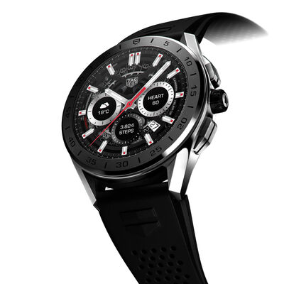 TAG Heuer Connected Digital Smartwatch
