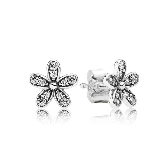 PANDORA Dazzling Daisy Earrings