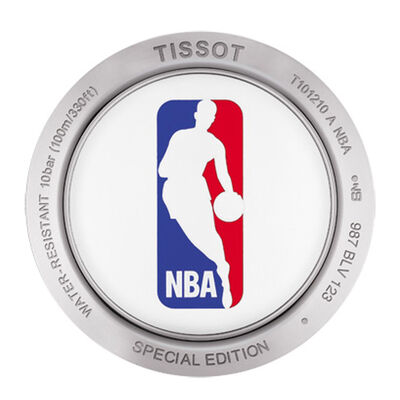 Tissot PR 100 NBA Special Edition Special Collections Lady's Quartz Watch, 33mm