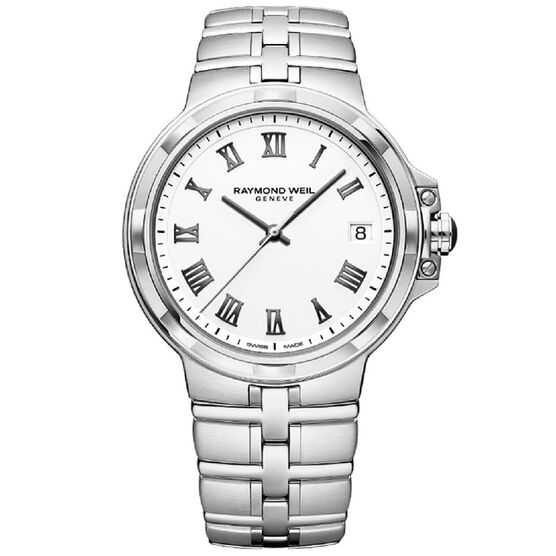 Raymond Weil Parsifal Quartz Watch, 41mm