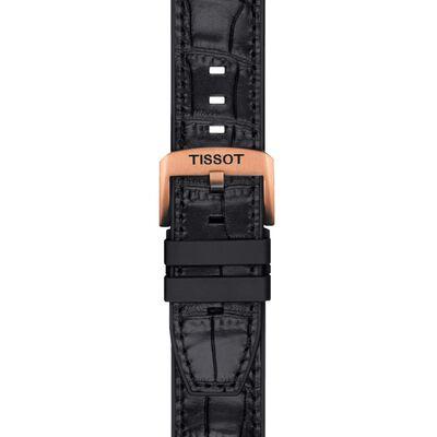 Tissot T-Race Swissmatic Rose Gold PVD Watch