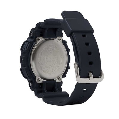 G-Shock S-Series 90's Black Strap Watch
