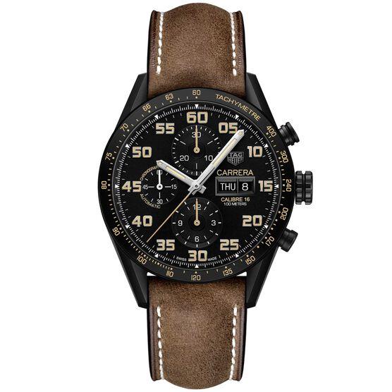TAG Heuer Carrera Caliber 16 Automatic Chronograph Tachymeter Watch