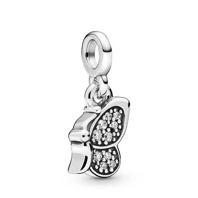 Pandora Me My Butterfly CZ Dangle Charm