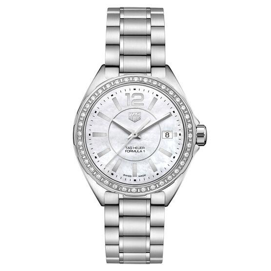 TAG Heuer Formula 1 Lady's Diamond Bezel Watch, 35mm