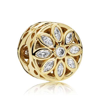 b5f7a2b3c PANDORA 14K Gold Charms | Ben Bridge Jeweler