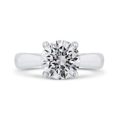Bella Ponte Diamond Engagement Ring Setting in Platinum