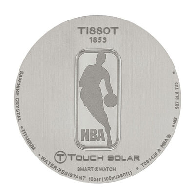 Tissot T-Touch Expert Solar NBA Special Edition Special Collections Quartz Chrono Watch, 45mm