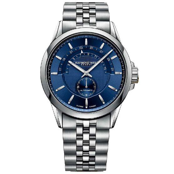 Raymond Weil Freelancer Half-Moon  Automatic Watch, 42.5mm