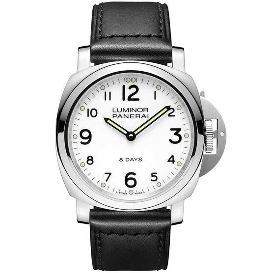 PANERAI Luminor Base Acciaio Watch