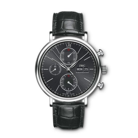 IWC Portofino Chronograph Watch