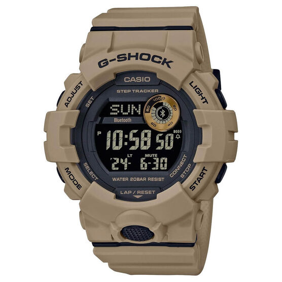G-Shock Power Trainer Connected Multi-Timer Watch