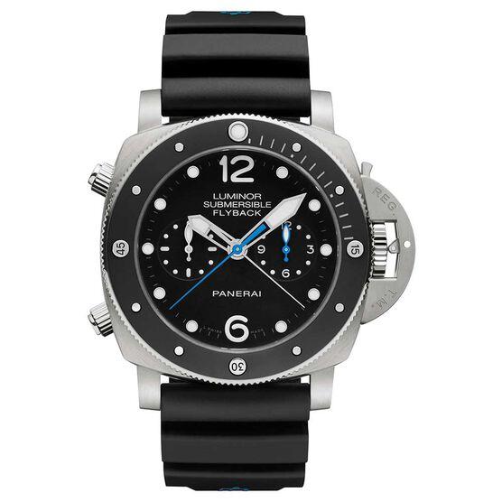 PANERAI Luminor Submersible 1950 Chrono Flyback Titanium Watch