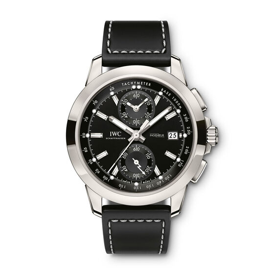 IWC Ingenieur Chronograph Sport Watch in Titanium