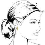 Roberto Coin Earrings 18K