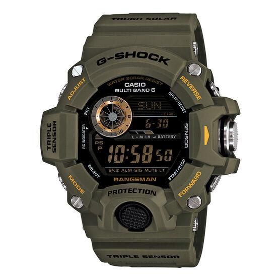 G-Shock Rangeman Solar Digital Watch