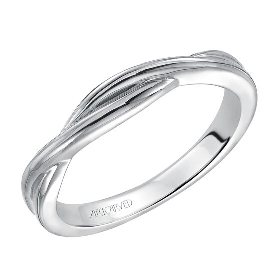 ArtCarved Wedding Band 14K