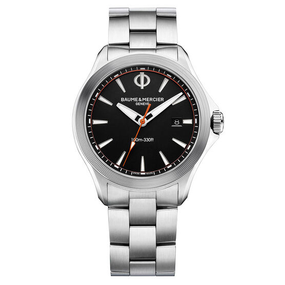 Baume & Mercier CLIFTON CLUB 10412 Quartz Watch