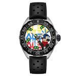 TAG Heuer Formula 1 Alec Monopoly Special Edition Quartz Watch 41mm