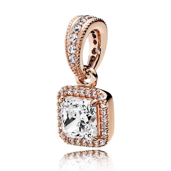 Timeless Elegance, Pandora Rose™ CZ Pendant