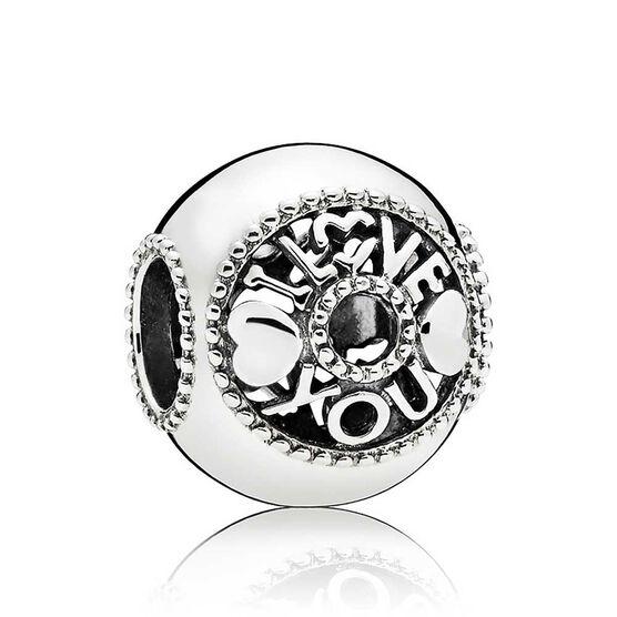 Pandora Talk About Love Charm 796601 Ben Bridge Jeweler