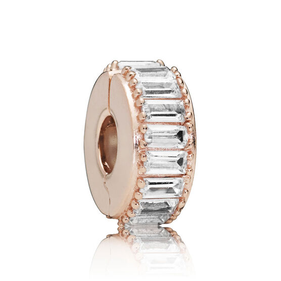PANDORA Rose™ Ice Formation CZ Clip
