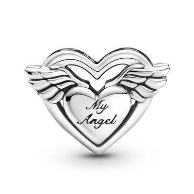Pandora Angel Wings & Mom Charm