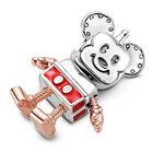 Pandora Rose™ Disney Mickey Mouse Robot Enamel Charm