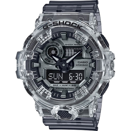 G-Shock Skeleton Analog Digital Watch