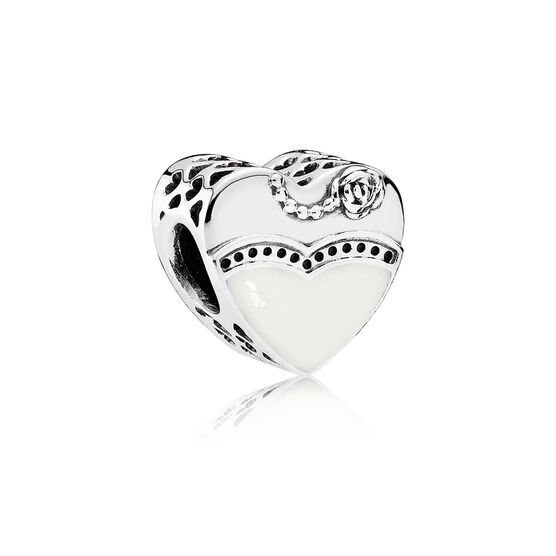 PANDORA Our Special Day Enamel Charm