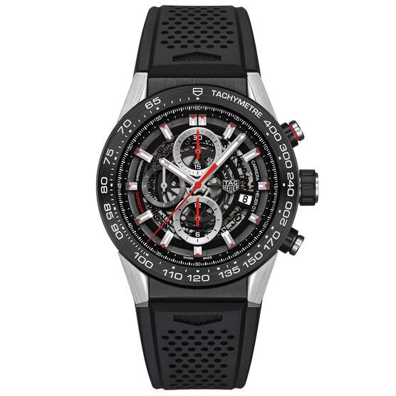 TAG Heuer Carrera Caliber Heuer 01 Auto Chrono Watch
