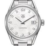 TAG Heuer Carrera Diamond Quartz Watch