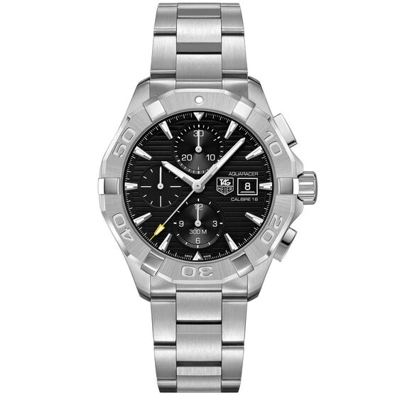 TAG Heuer Aquaracer Caliber 16 Automatic Chronograph Watch