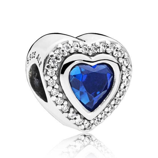 PANDORA Sparkling Love CZ & Crystal Charm