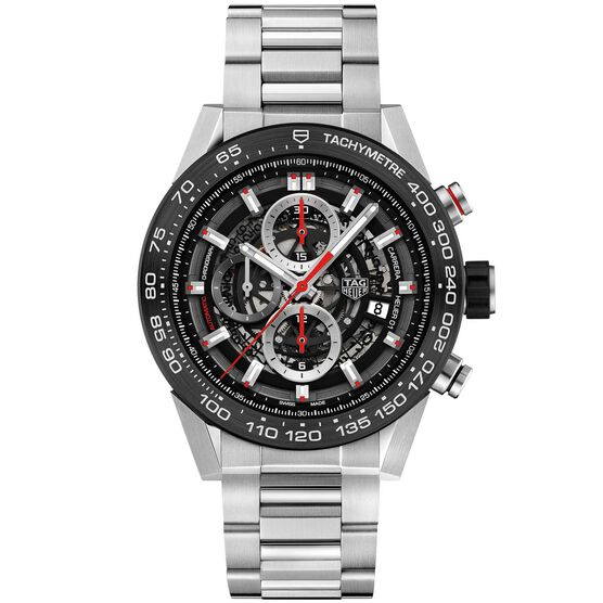 TAG Heuer Carrera Caliber Heuer 01 Automatic Chronograph Watch