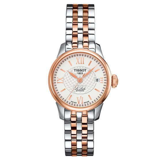 Tissot Le Locle T-Classic Rose Auto Watch, 25.5mm