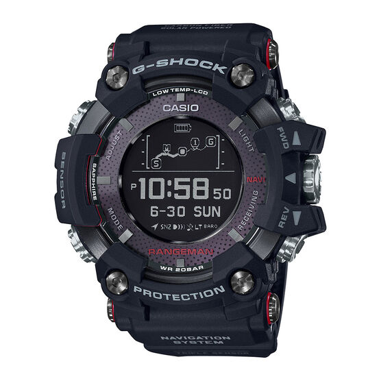 G-Shock Master of G Rangeman Bluetooth Digital Watch