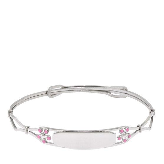 Baby Bracelet in Sterling Silver