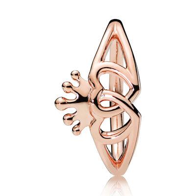 Pandora Rose™ United Regal Hearts Ring