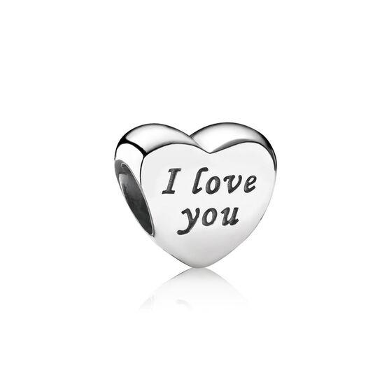 PANDORA Words of Love Charm