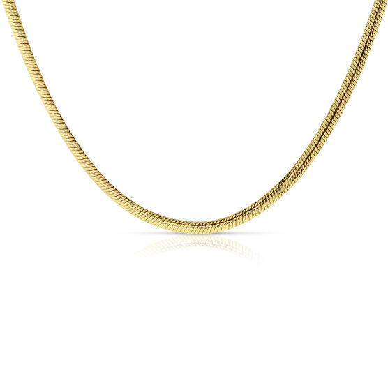 Toscano Necklace 14K