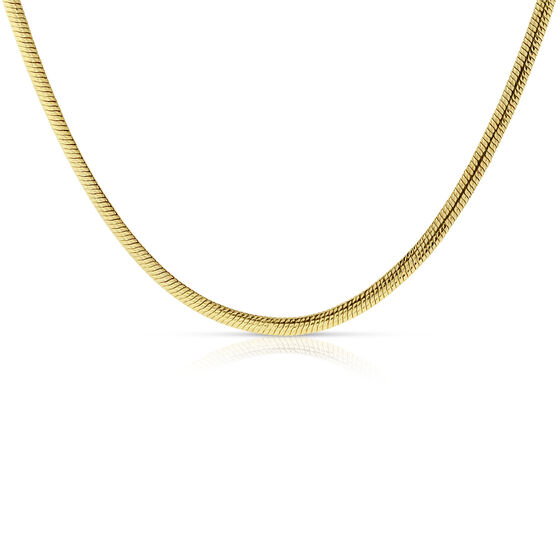 Toscano Lara Necklace 14K, 18""