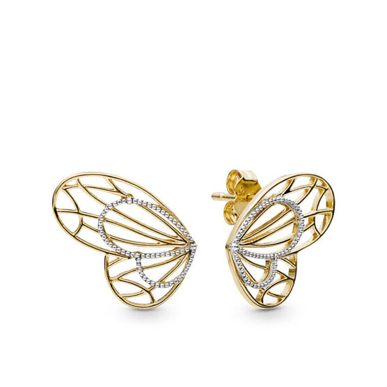 PANDORA Shine™ Openwork Butterflies Earrings