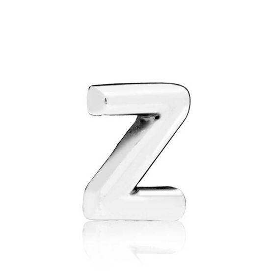 PANDORA Petite Locket Charm, Letter Z