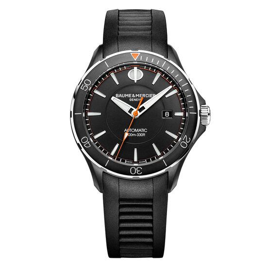 Baume & Mercier CLIFTON CLUB Rubber Strap Watch