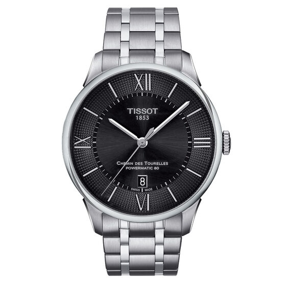 Tissot Chemin Des Tourelles T-Classic Powermatic 80 Auto Watch