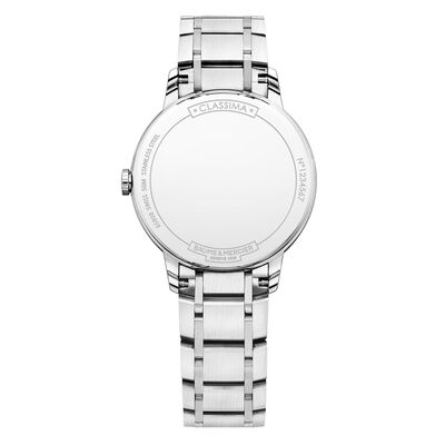 Baume & Mercier Diamond CLASSIMA Quartz Watch, 31mm