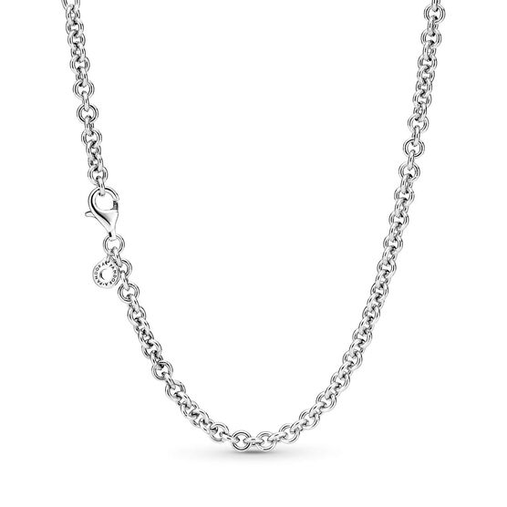 Pandora Thick Cable Chain Necklace
