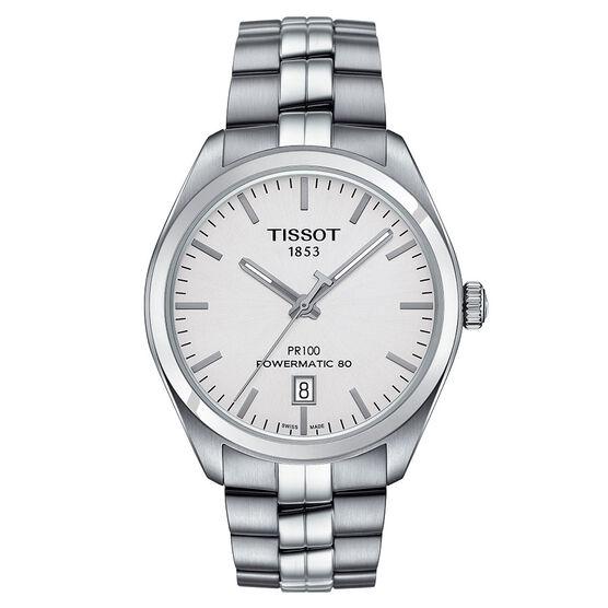 Tissot PR 100 Powermatic 80 T-Classic Auto Watch, 39mm