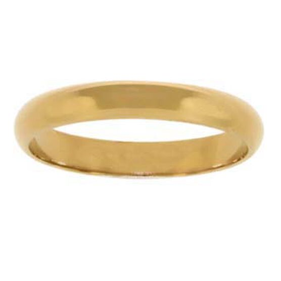 3mm Band 14K, Size 7